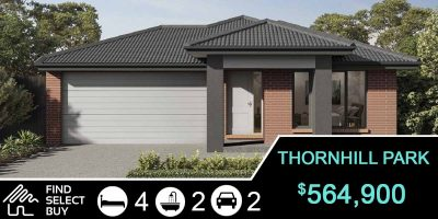 Find Select Buy - New Home for Sale in Thornhill Park