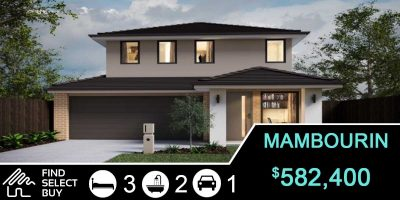 Find Select Buy - New Home for Sale in Mambourin